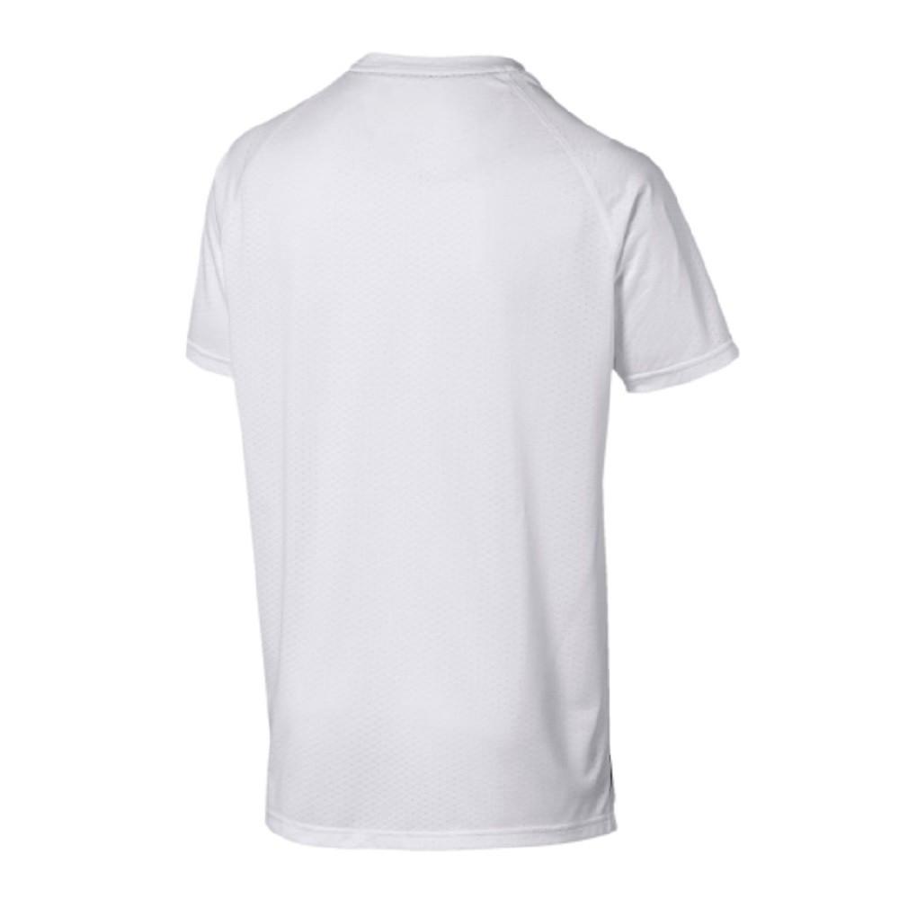 Camiseta Puma SS Tech Tee Masculina Branca