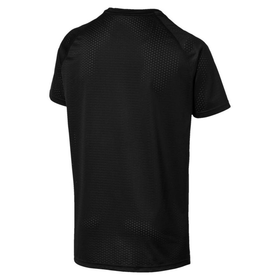 Camiseta Puma SS Tech Tee Masculino Preto
