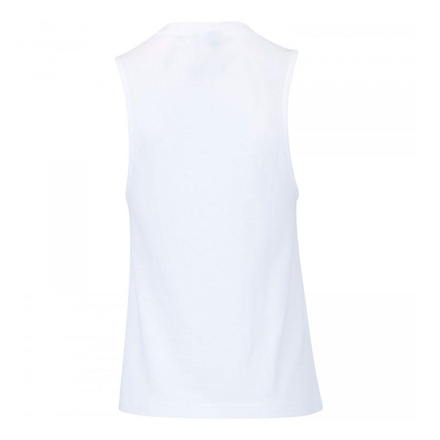 Camiseta Regata Adidas Ess Soli Feminino Branco