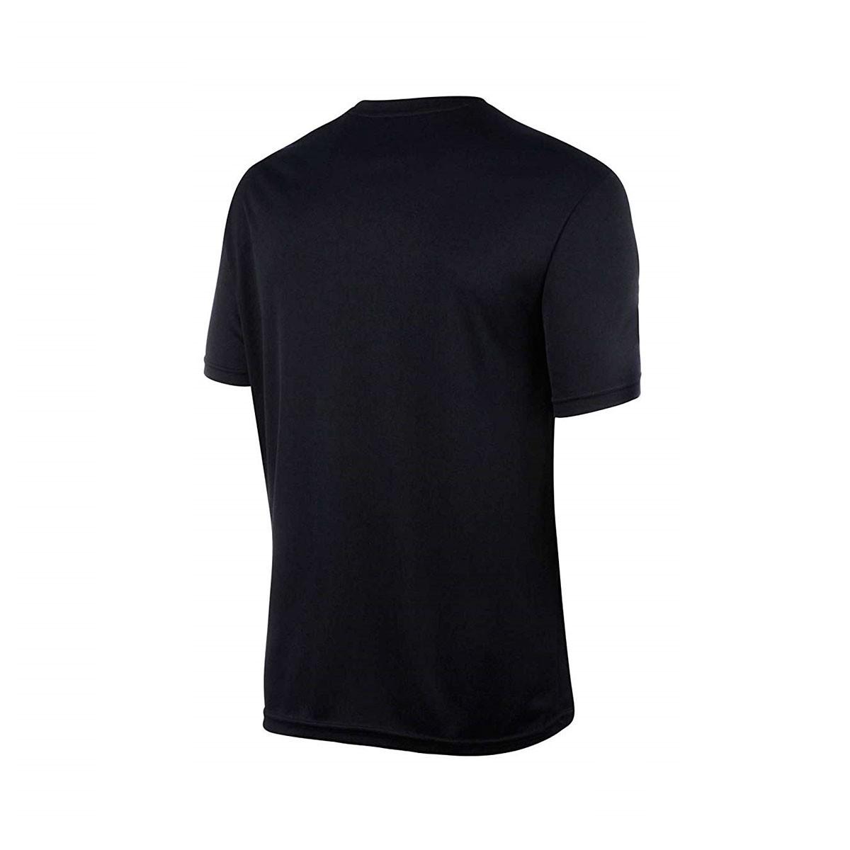 Camiseta Speedo Interlock Canoa Feminino Preto