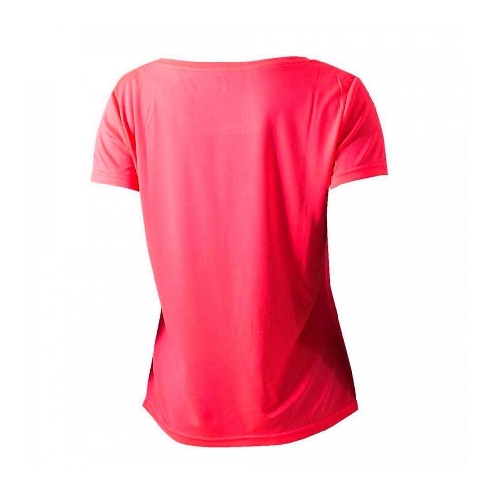 Camiseta Speedo Interlock Canoa Rosa