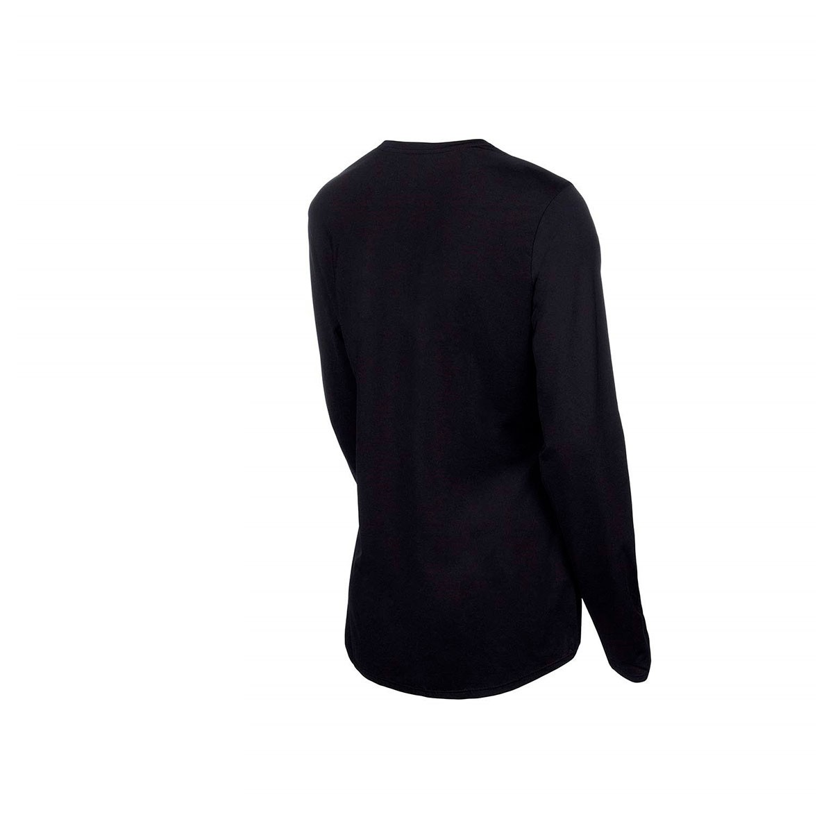 Camiseta Speedo UV Protection ML Feminino Preto