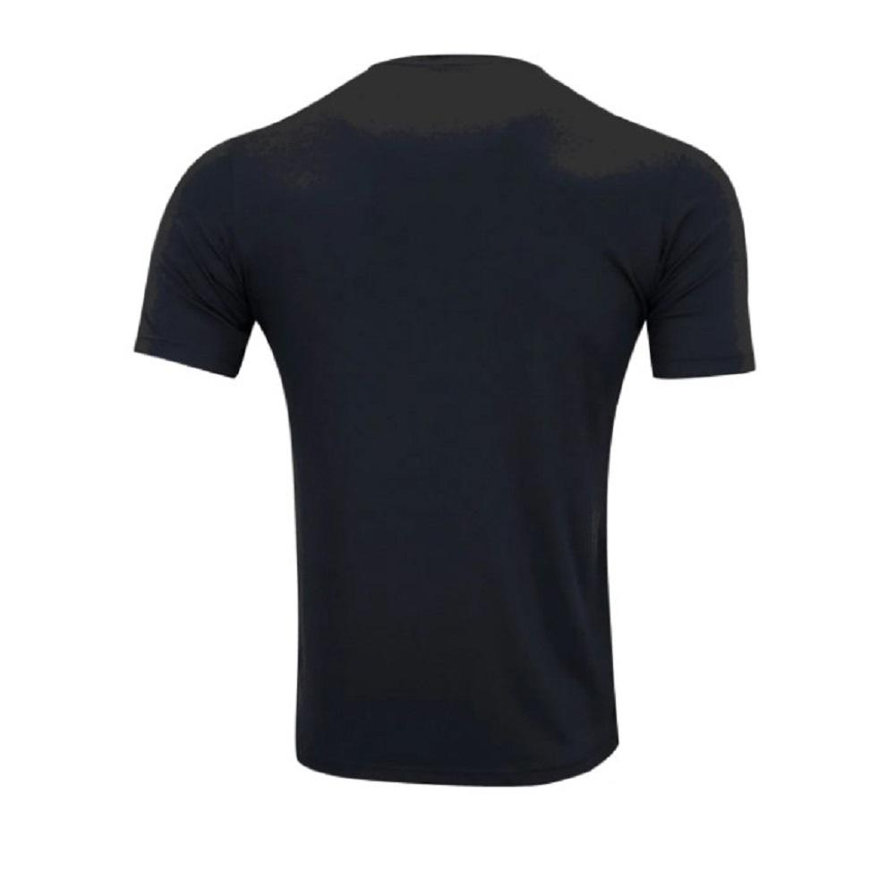 Camiseta Umbro TWR Alive Masculino Preto