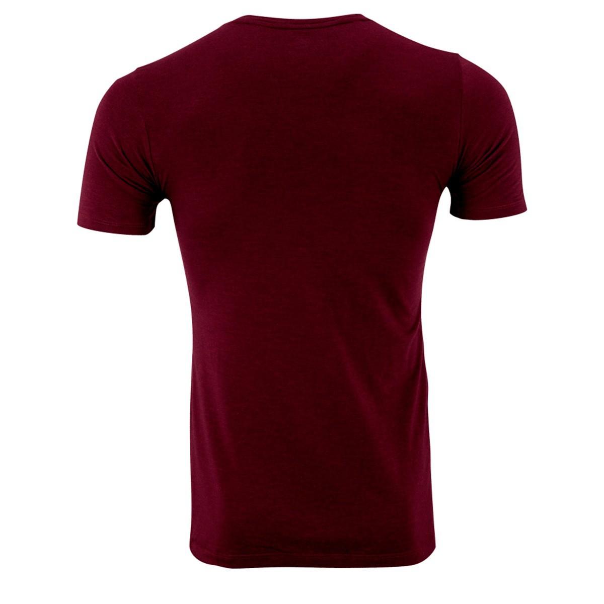 Camiseta Umbro TWR Paint Graphic Masculino Vinho