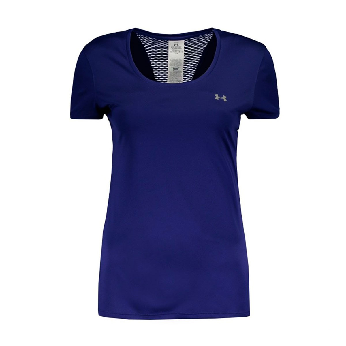 Camiseta Under Armour Flyweight UV Feminino Azul