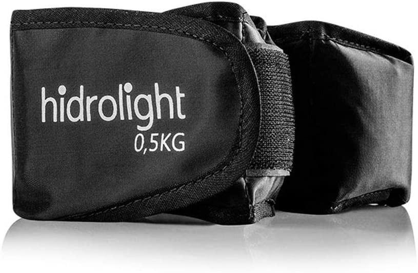 Caneleira Peso Kit 1kg (2 Unidades 0,5kg) Hidrolight