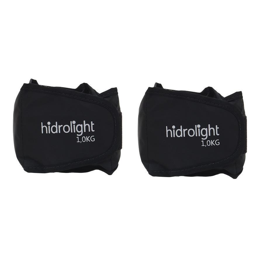 Caneleira Peso Kit 2kg (2 Unidades 1kg) Hidrolight