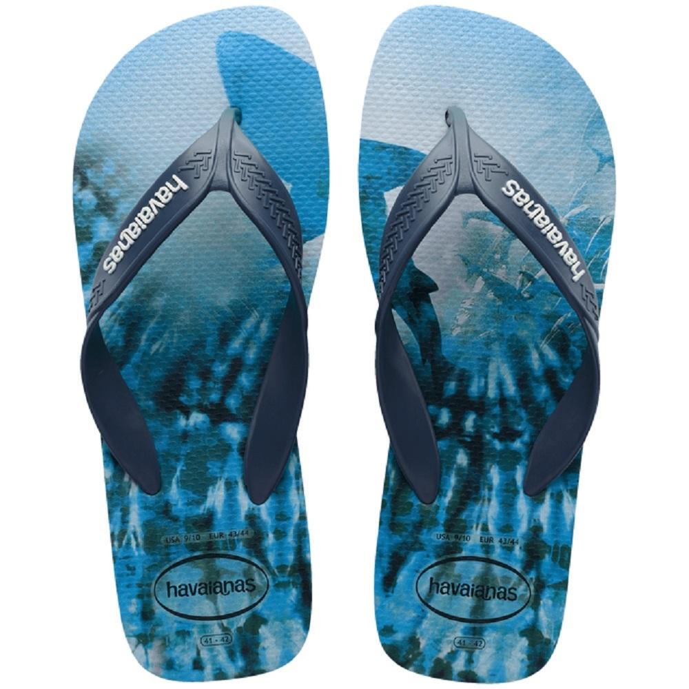 Chinelo Havaianas Surf Masculino Azul