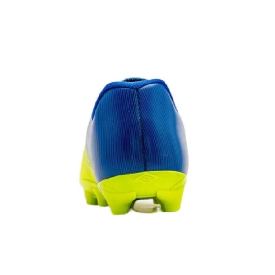 Chuteira Campo Umbro Vibe - Verde/Azul