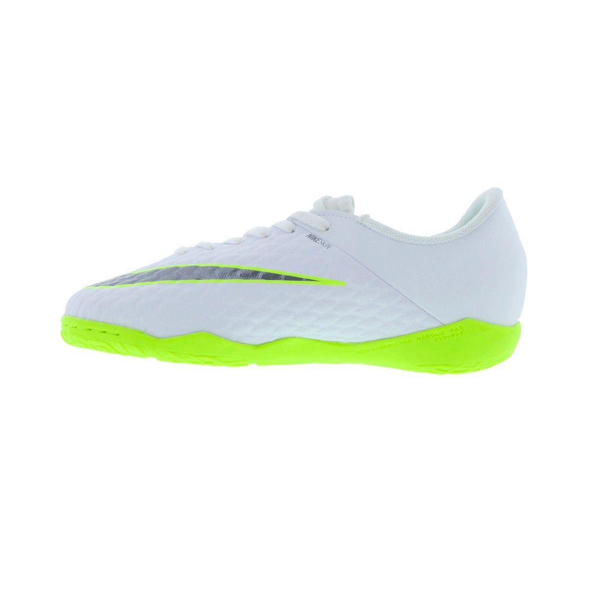 Chuteira Nike Futsal PhantomX 3 Academy Branco
