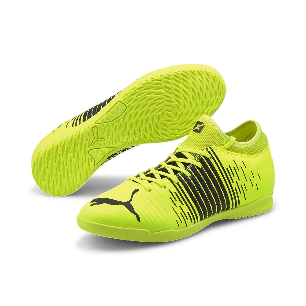 Chuteira Puma Futsal Future Z 4.1 Amarelo