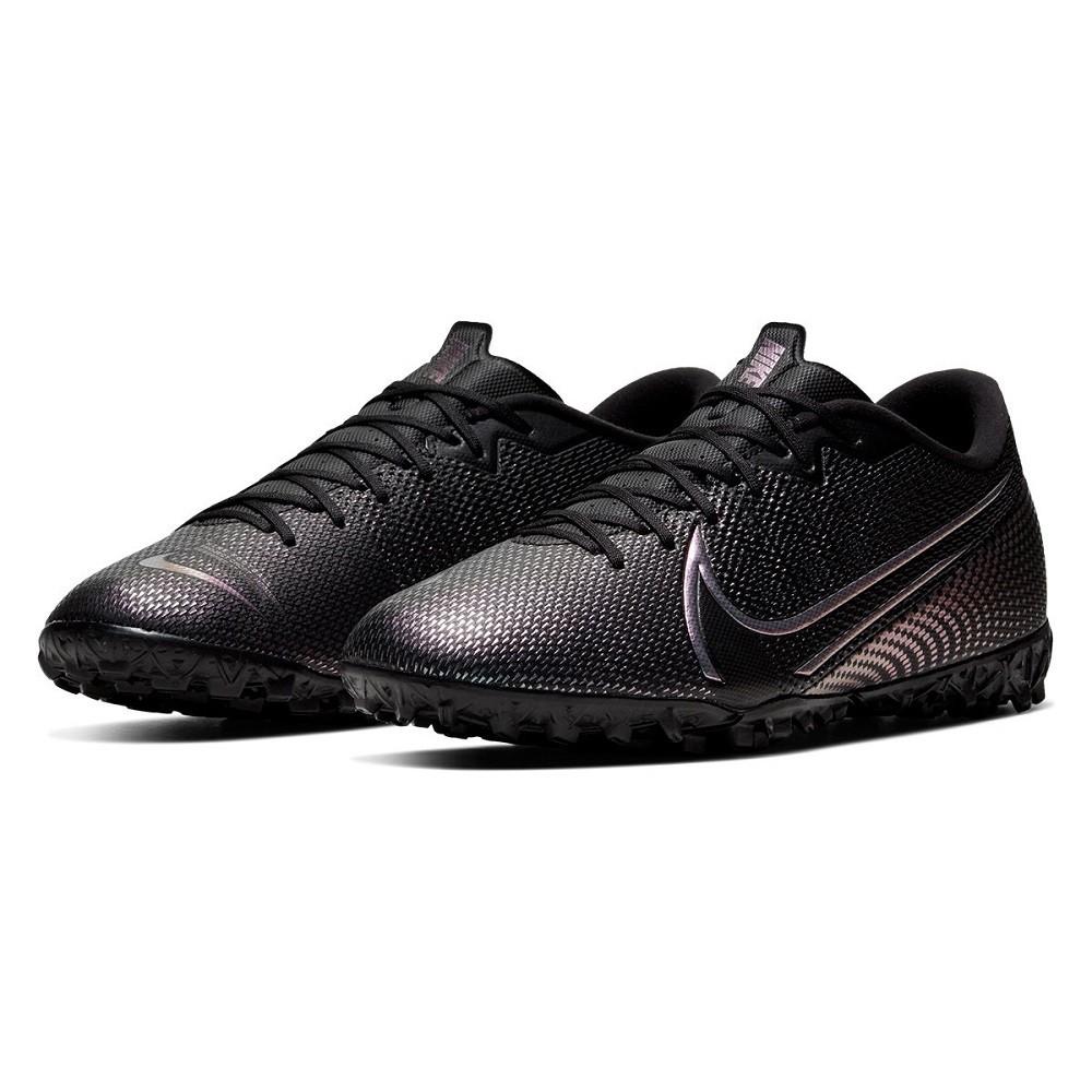 Chuteira Society Nike Mercurial Vapor 13 Academy TF Masculino Preto