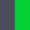 Cinza/Verde