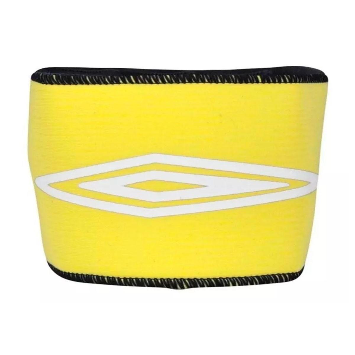 Faixa de Capitão Umbro Unisex Amarelo