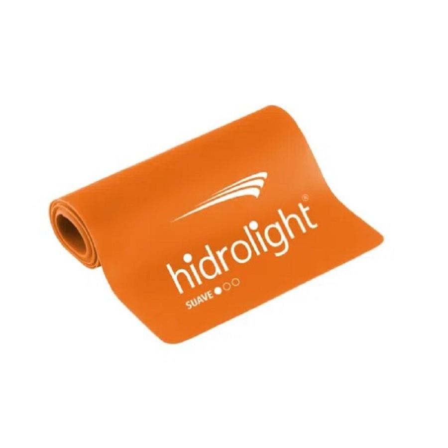Faixa Elástica p/ Exercícios Hidrolight Laranja Suave
