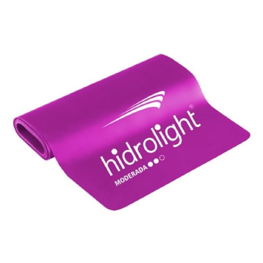 Faixa Elástica P/ Exercícios Hidrolight Roxo Médio