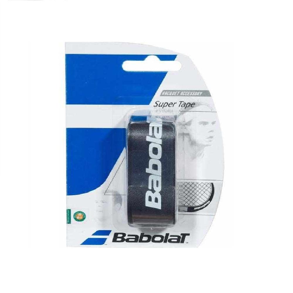 Fita Protetora de Raquete Babolat Preto - 5 Unidades
