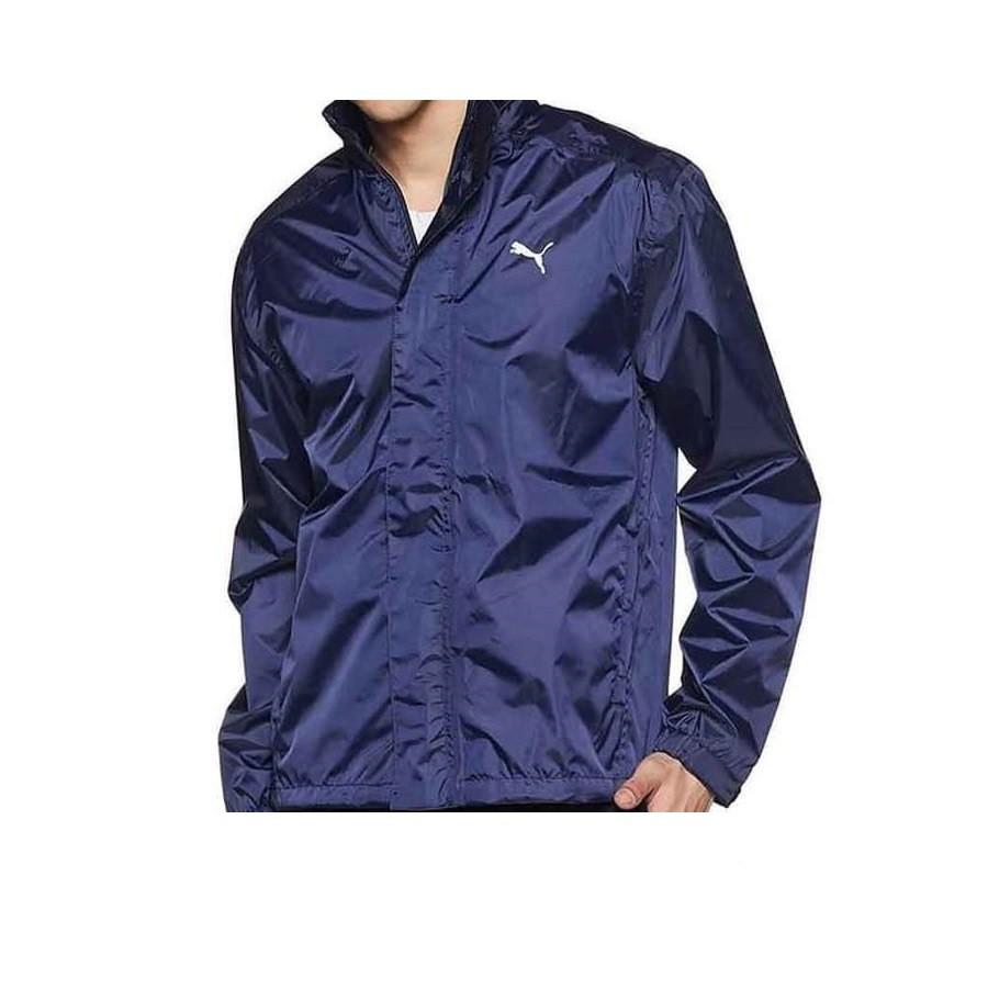 Jaqueta Corta Vento Puma Active Jacket Masculina Azul