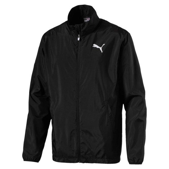 Jaqueta Corta Vento Puma Active Jacket Masculina Preta