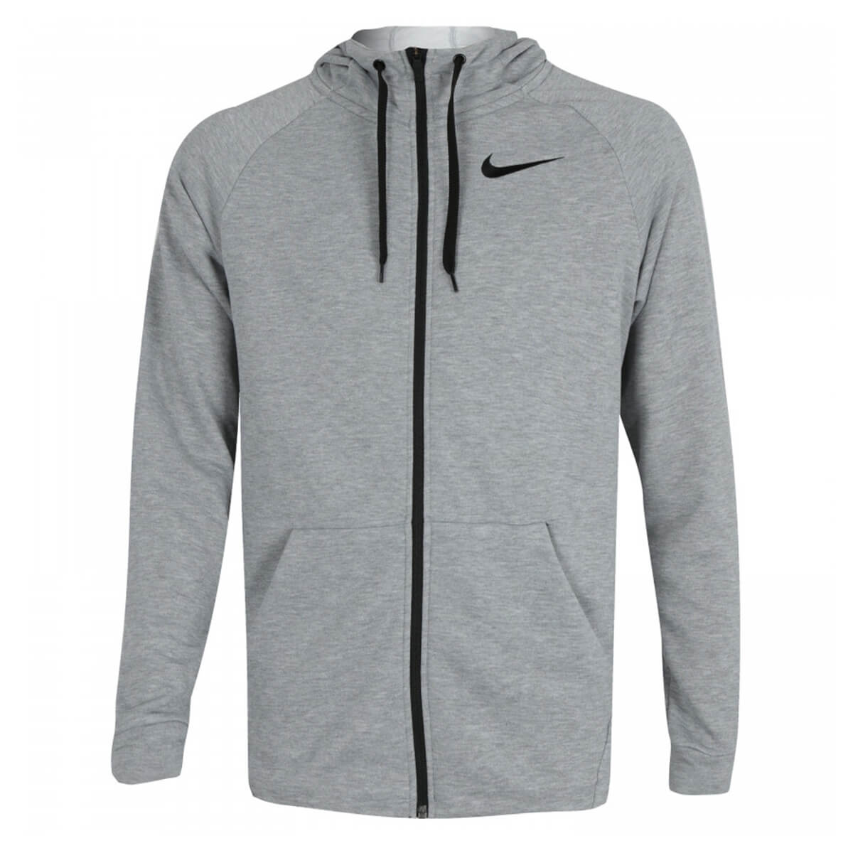 Jaqueta Nike Dri-Fit - Cinza - Masculina