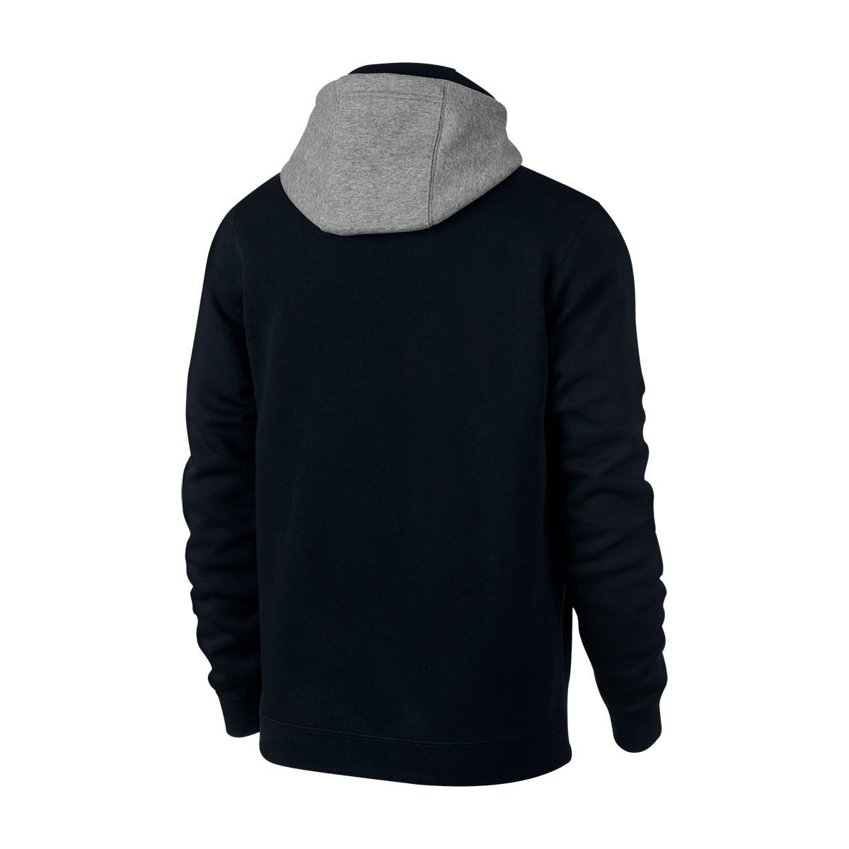 Jaqueta Nike Sportswear Just Do It Fleece Masculino