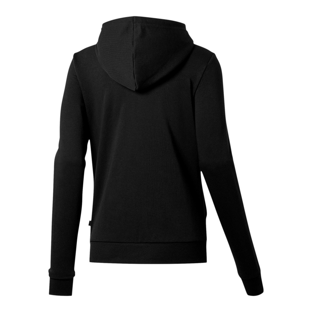 Jaqueta Puma Essentials Hooded TR Feminino Preto