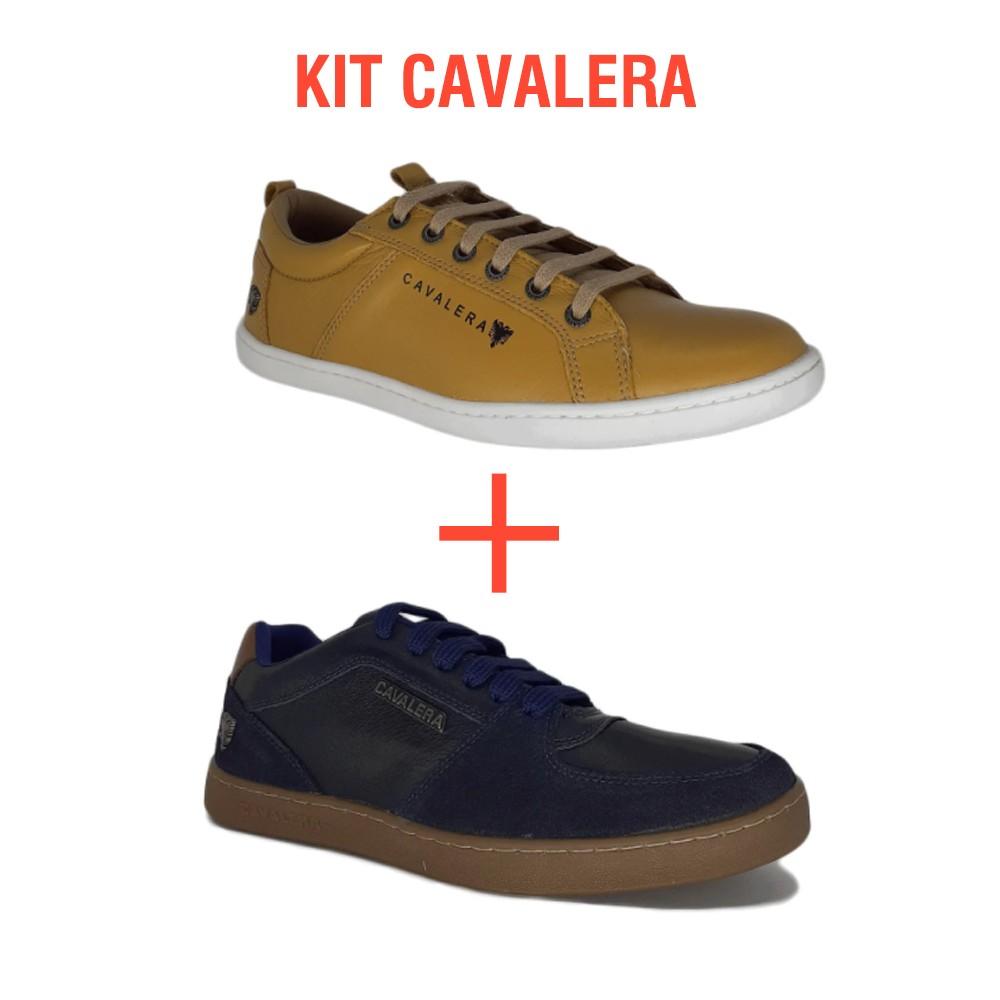 Kit Cavalera Leve 2 e Ganhe + 10% de desconto!