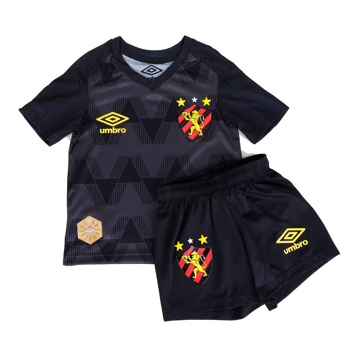 Kit Sport Recife Umbro Infantil III 19 20