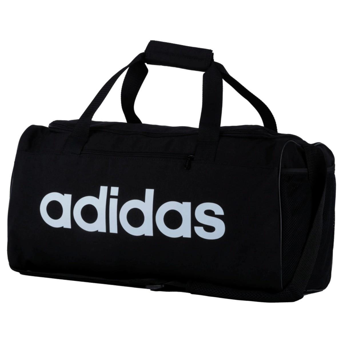 Mala Adidas Alca Linear Core Preto