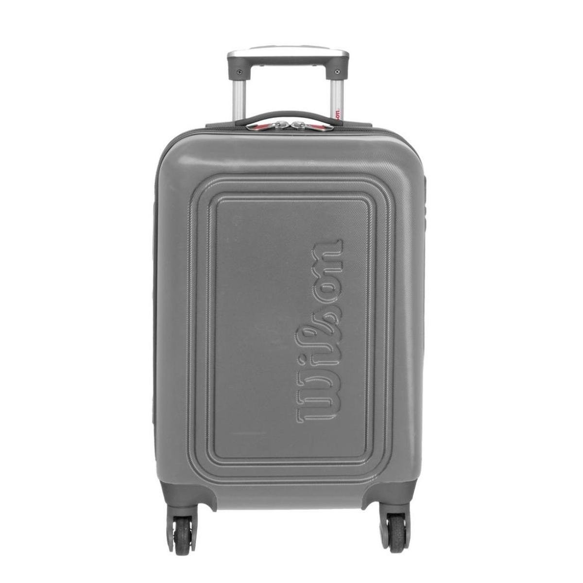 Mala de Bordo Wilson ABS 360º Prata