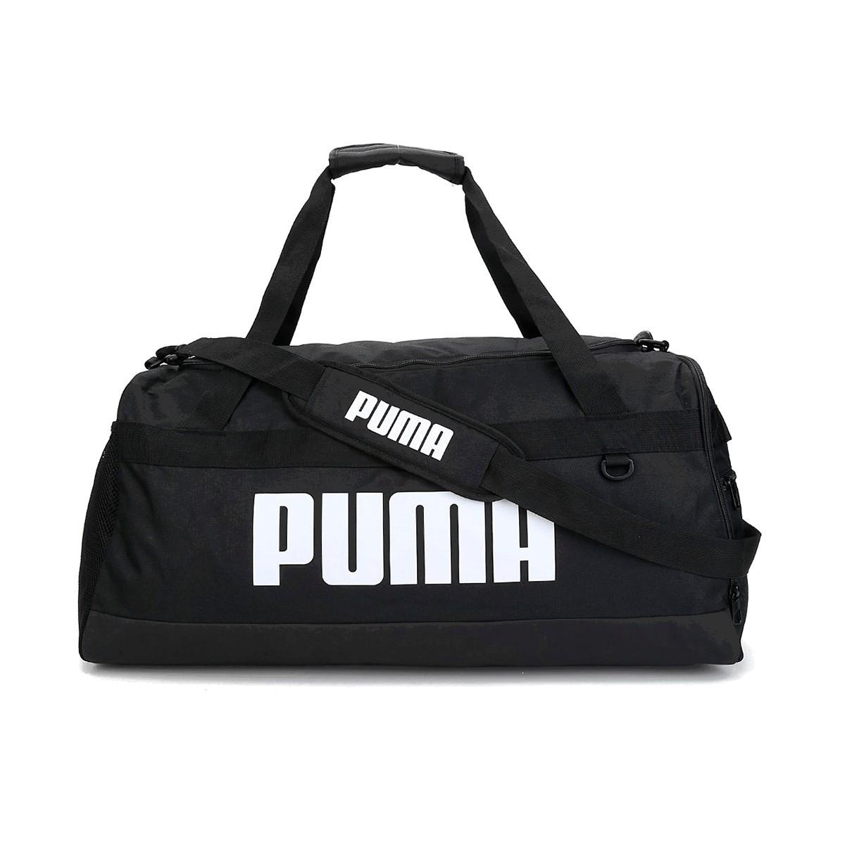 Mala Puma Challenger Duffel Preto