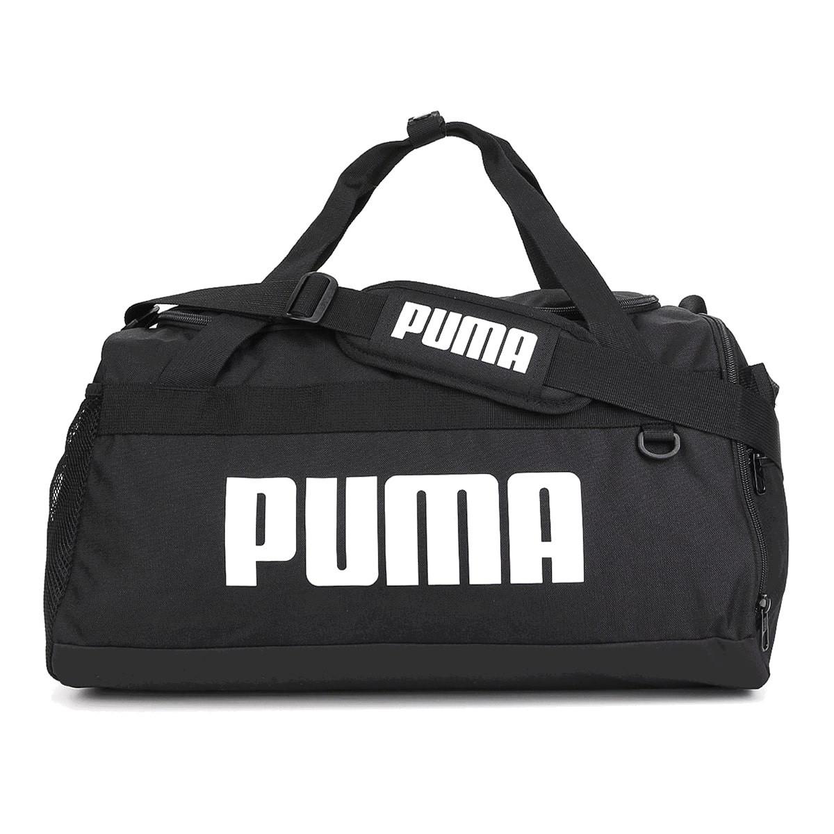 Mala Puma Challenger Duffel S Preto