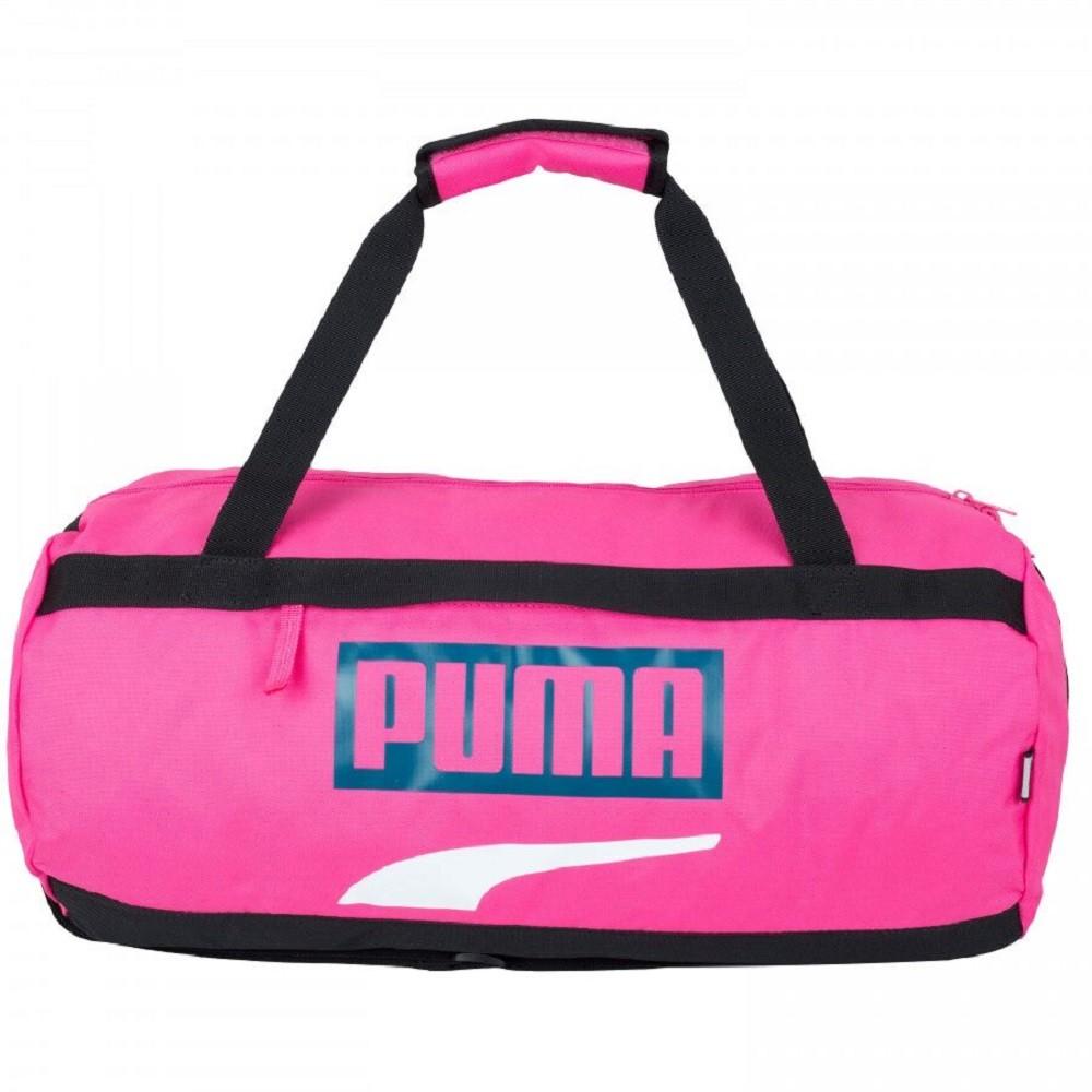 Mala Puma Plus Sports Bag II Rosa Pink