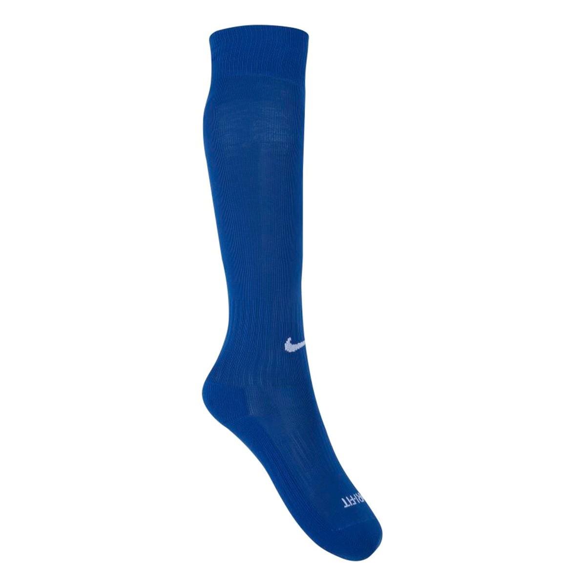 Meião Nike Classic Football Dri-Fit Azul