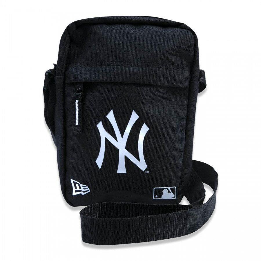 Mini Bolsa Transversal MLB New York Yankees Preto New Era