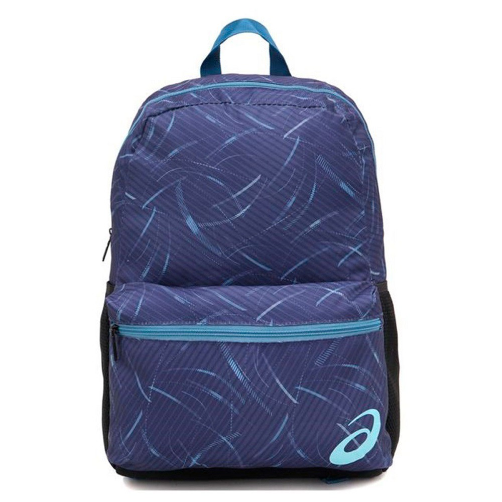 Mochila Asics Graphic Backpack Azul