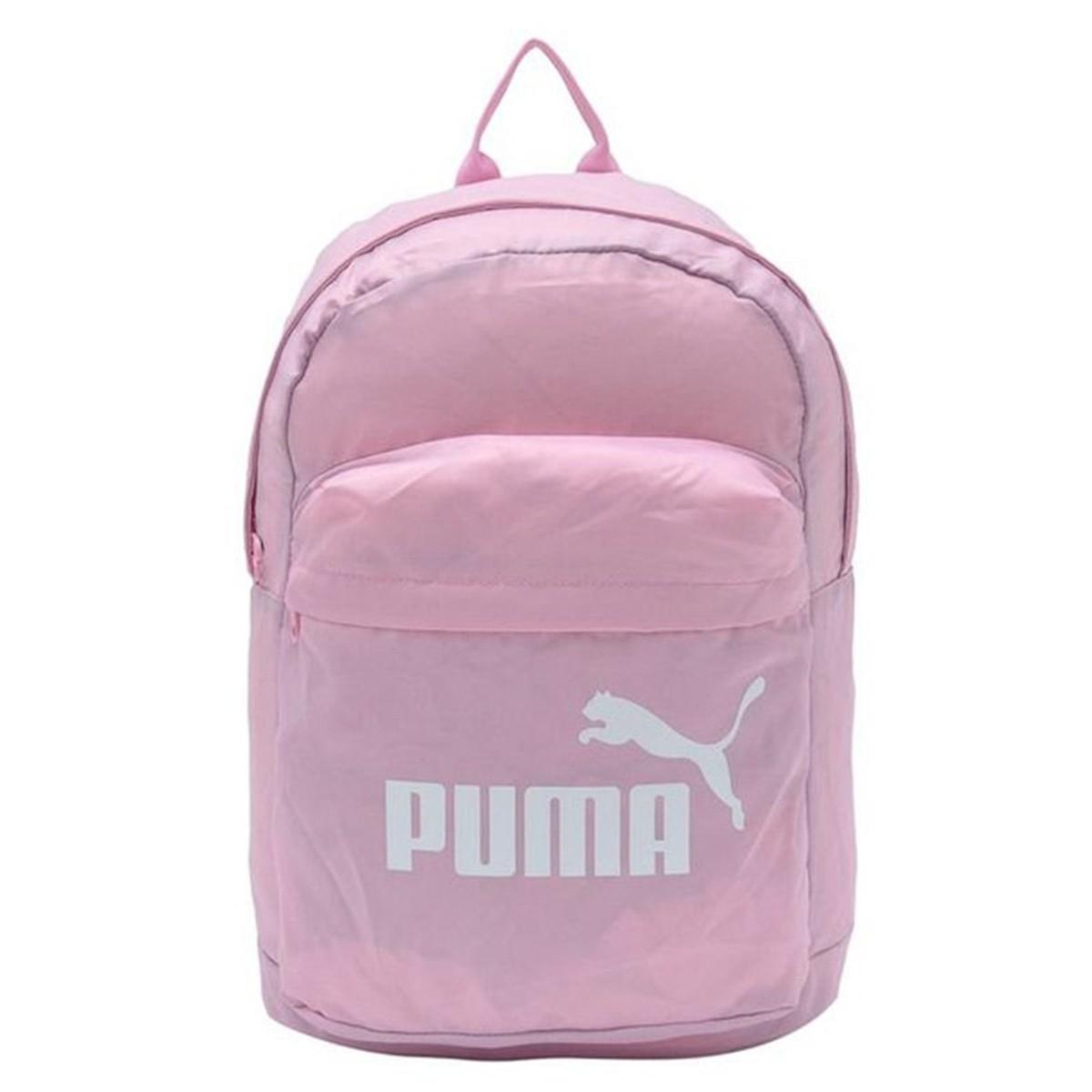 Mochila Puma Classic Backpack Feminino - Rosa