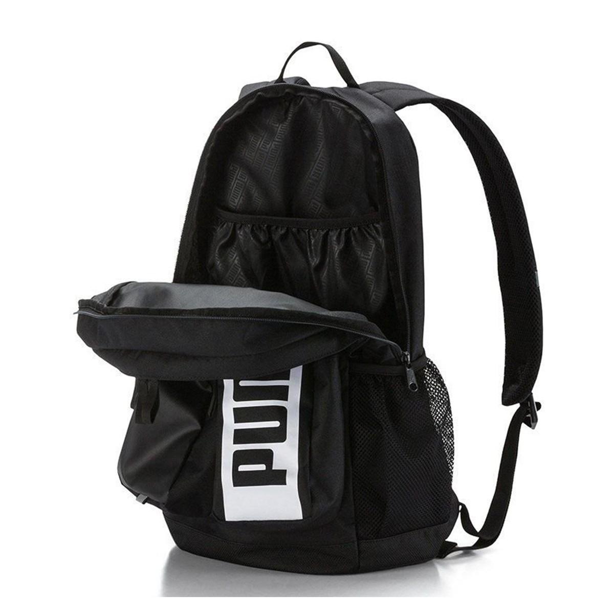 Mochila Puma Deck Backpack II - Preta - Masculina