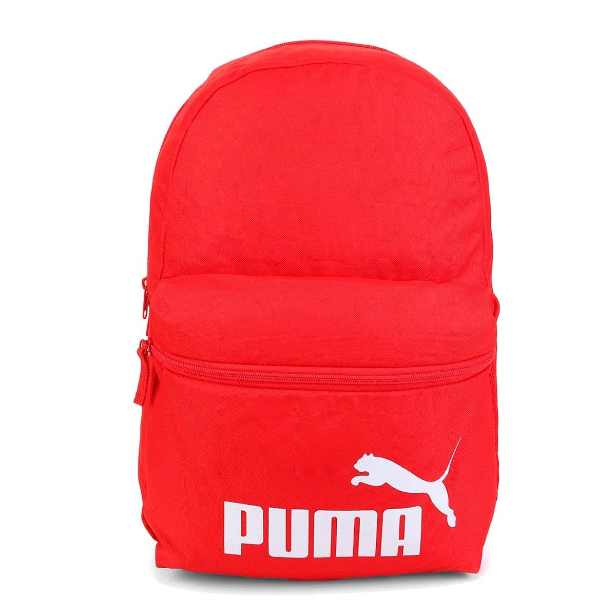 Mochila Puma Phase Vermelho