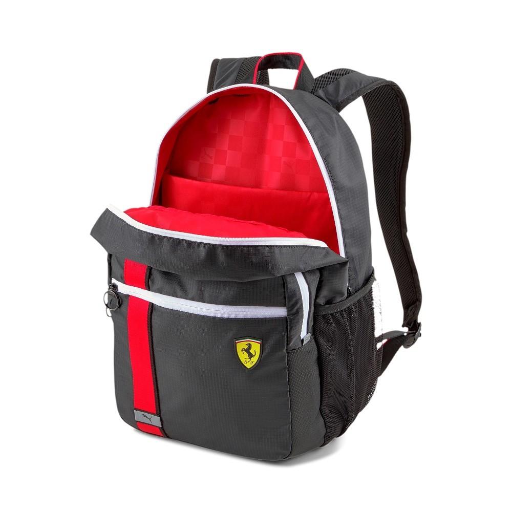 Mochila Puma Scuderia Ferrari Race Preto