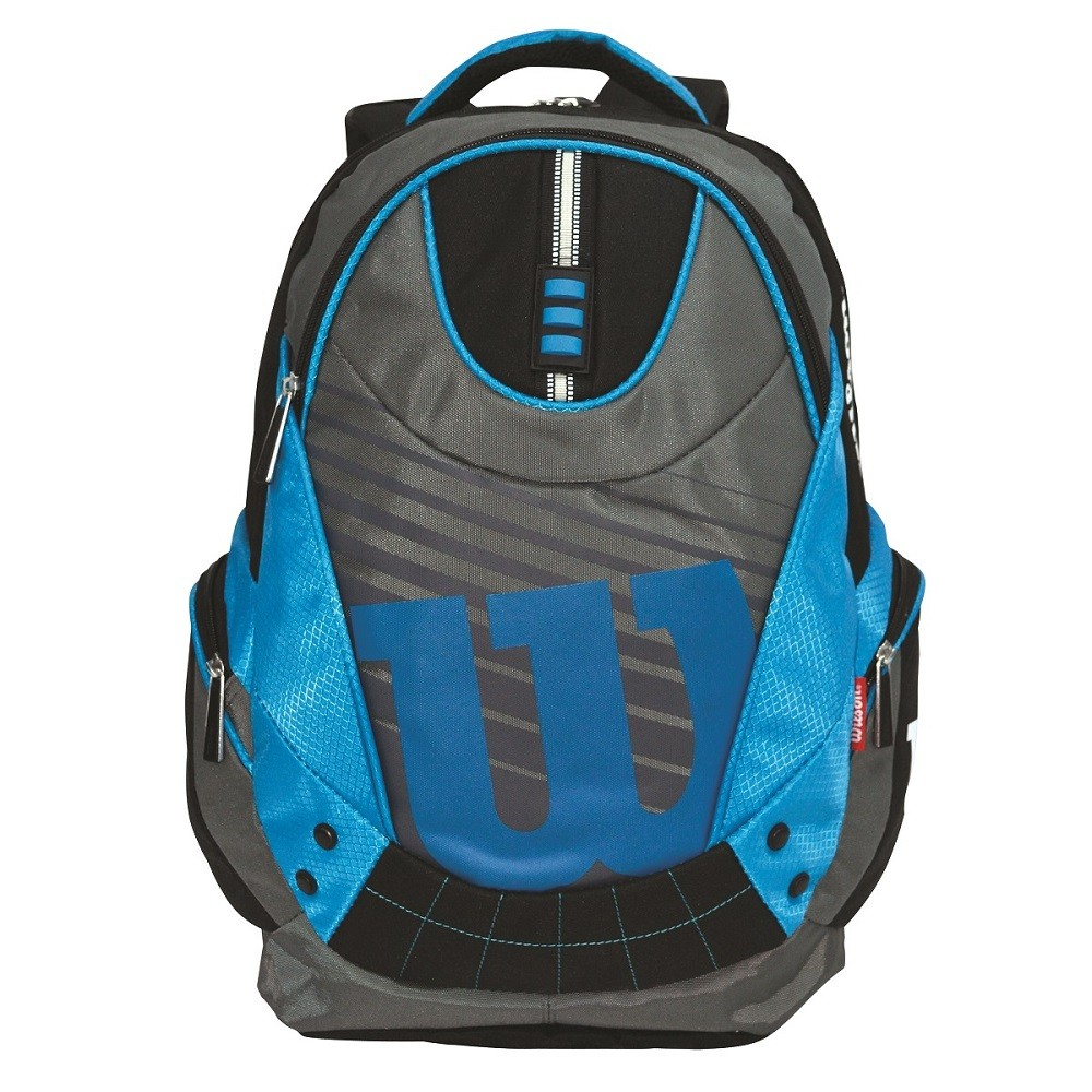 Mochila Wilson SP Plus Young Azul Preto