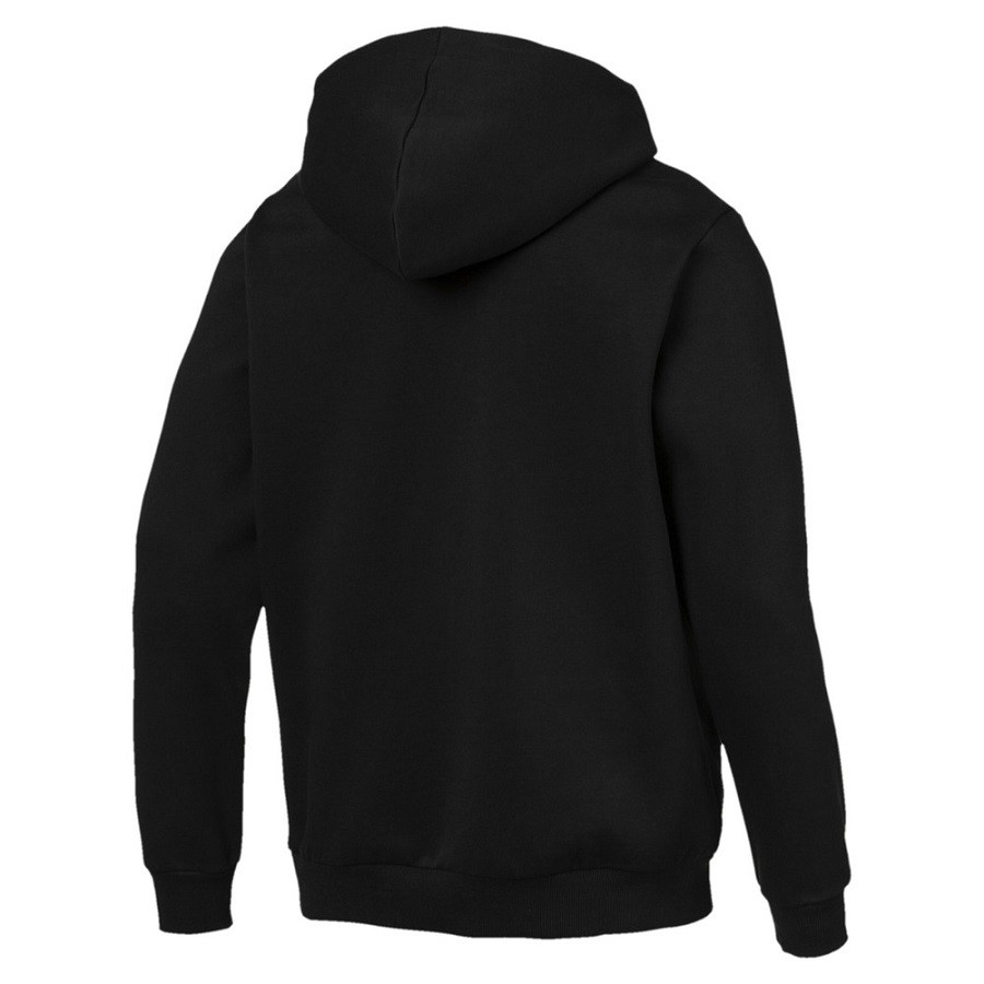 Moletom com Capuz Puma Essentials Fleece Masculino Preto