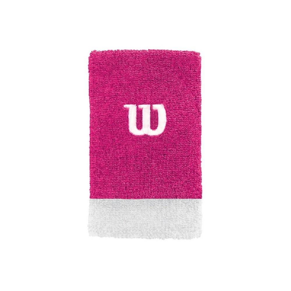 Munhequeira Dupla Wilson Pink