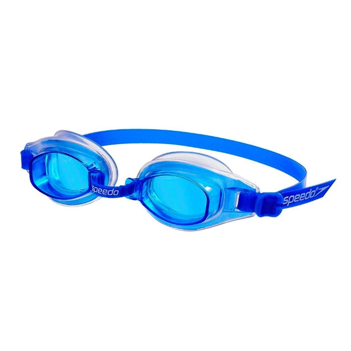 Óculos Mergulho Speedo Freestyle Azul Claro
