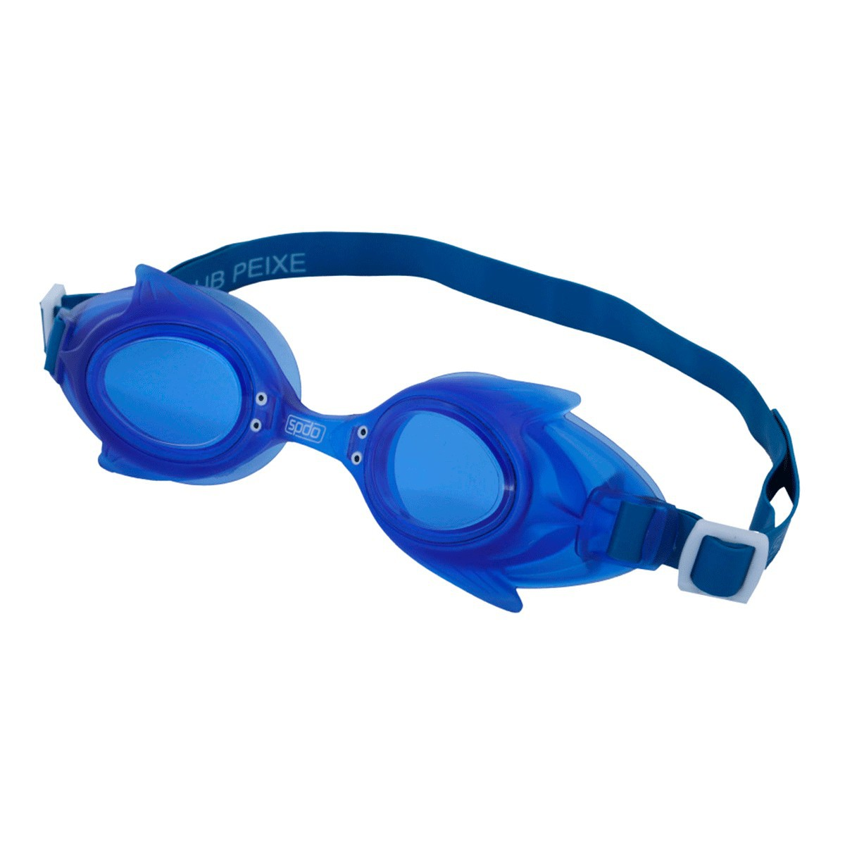 Óculos Mergulho Speedo Fun Club Peixe Azul