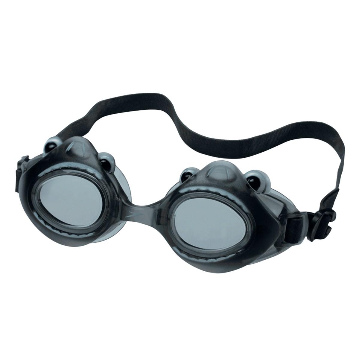 Óculos Mergulho Speedo Fun Club Tubarão Infant Preto