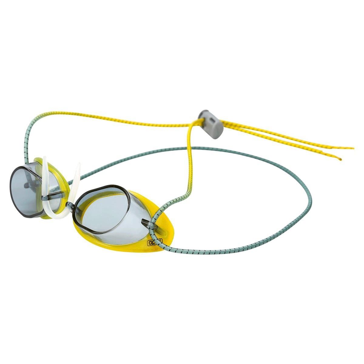 Óculos Mergulho Speedo Speed Competição Amarelo