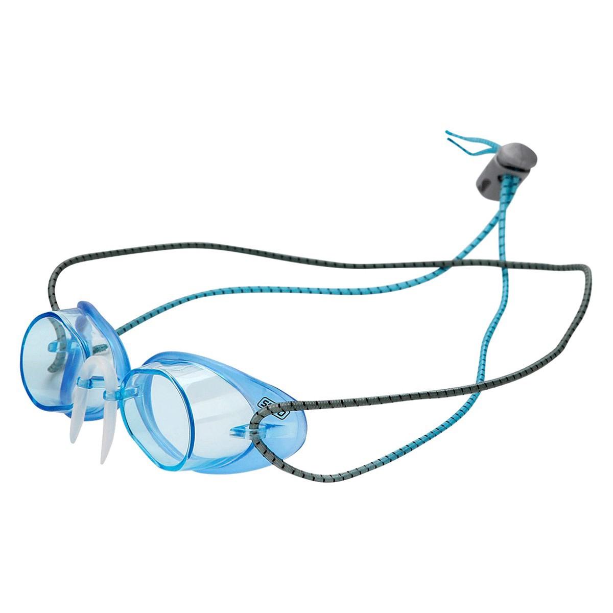 Óculos Mergulho Speedo Speed Competição Azul