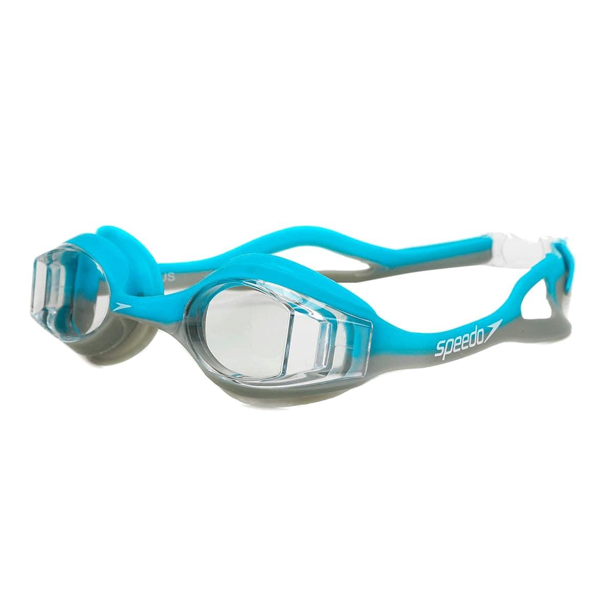 Óculos Natação Speedo Focus Azul Cinza
