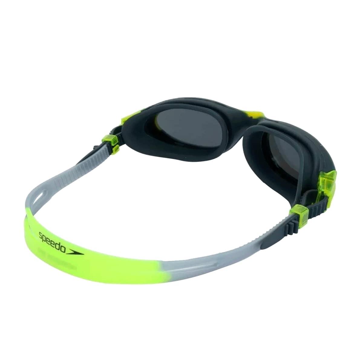 Óculos Natação Speedo Horizon Amarelo Preto